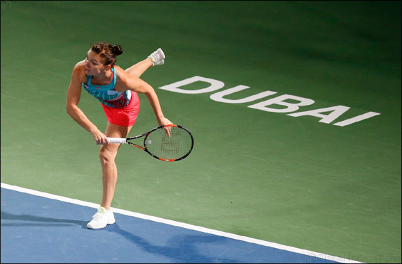 World Number One Simona Halep Returns to Dubai Duty Free Tennis Championships