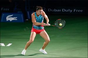 World Number One Simona Halep Returns to Dubai Duty Free Tennis Championships