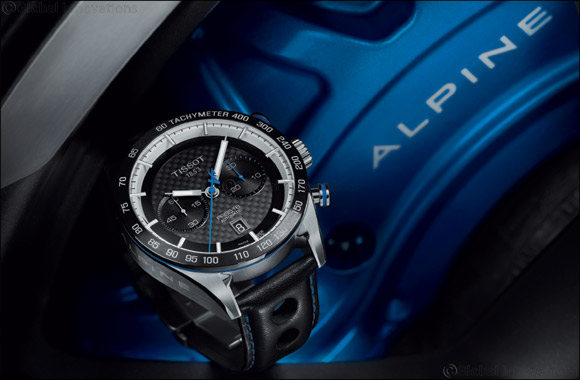 Tissot PRS 516 Alpine Limited Edition A sporting tribute
