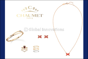 A Chaumet Valentine's Day Sentimental jewellery