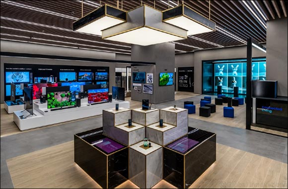 Samsung Reveals MENA First with 'Multi-Experience' Store