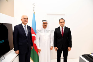 Opening Ceremony of Azerbaijan House in the United Arab Emirates