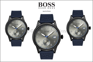 HUGO BOSS watches Legacy Casual Family collection