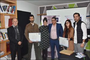 Talented Moroccan Students attract International Design Programs