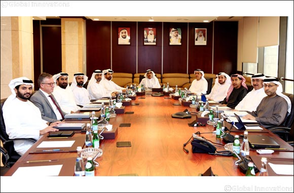 Central Bank of the UAE Holds its 1st Board of Directors Meeting for 2019