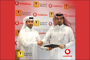 MEEZA and Vodafone Qatar renew partnership agreement  for another 10 years