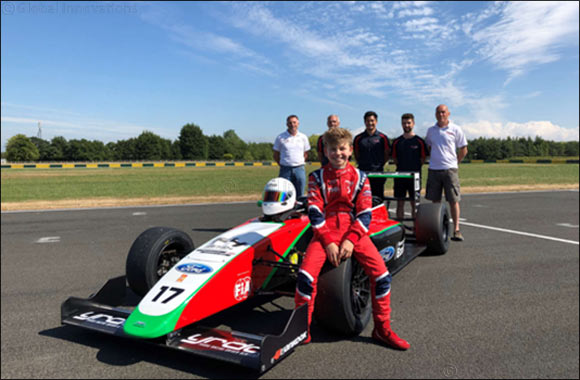 Alex Connor Joins Arden for 2019 British F4 Championship