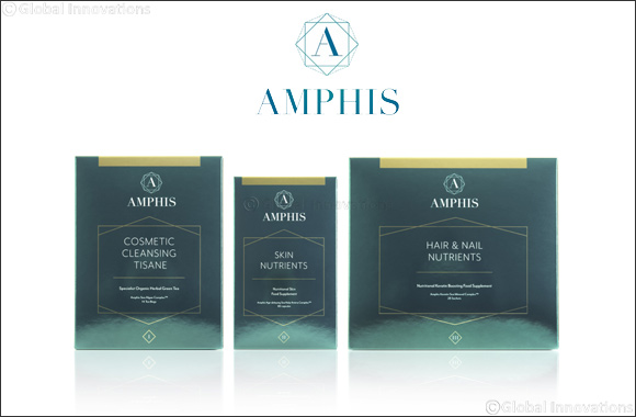 Start the New Year with a new approach to Internal Beauty and Overall Wellbeing with Amphis Beauty
