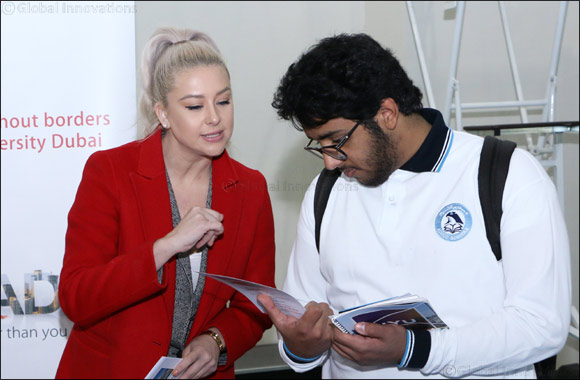 ADNOC Schools' inaugural Careers and University Fair guides students towards a transformative future