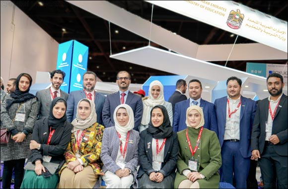 The UAE Ministry of Education Showcases its Innovative educational technology Capabilities and Renowned Universities at The BETT Show