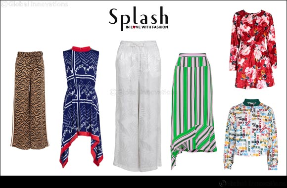 Splash launches Sustainable Collection
