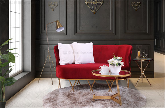 Create your cozy corner with PAN Emirates this valentine