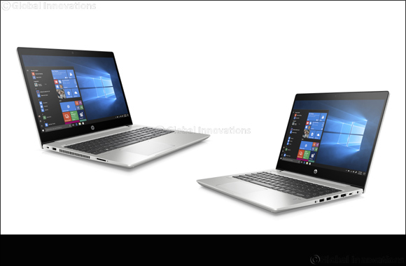 New HP ProBooks Deliver Power, Style and Value for Small and Medium Businesses