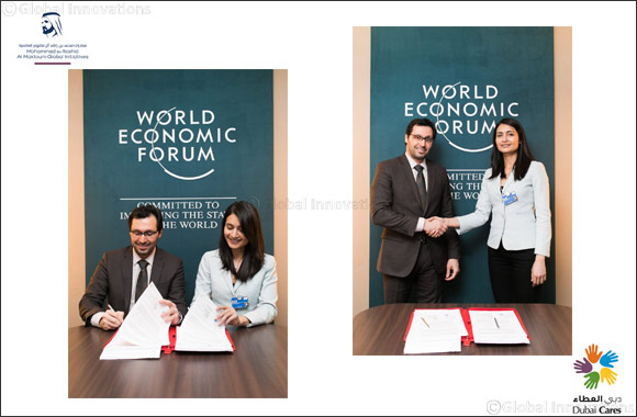 Dubai Cares joins forces with World Economic Forum on 3-year Plan to Boost Future Skills for 15 million people by 2021