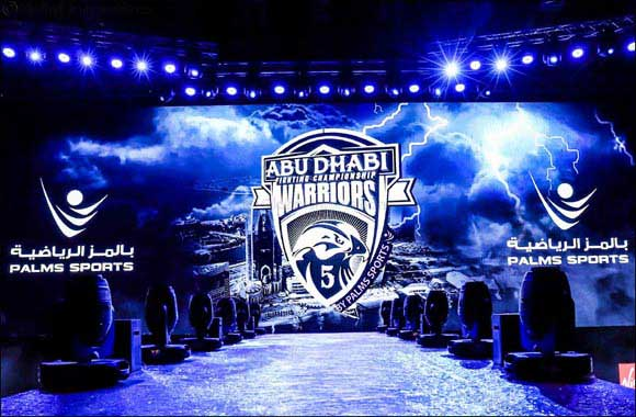 Oli Thompson Beats Roman Wehbe at Abu Dhabi Warriors® 5 at the Mubadala Arena in Abu Dhabi, UAE