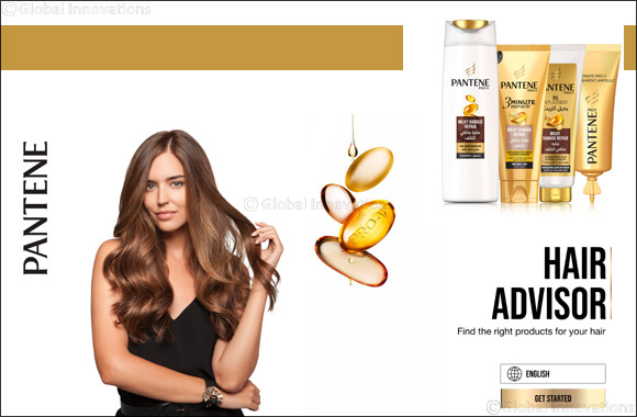 Pantene, the #1 Conditioning Brand, Launches Online Haircare Advisor to Offer Personalized Recommendations