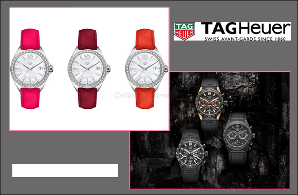"Tag Heuer Presents Top Gift Ideas for Valentine's Day ""Time"" Is a True Declaration of Love"