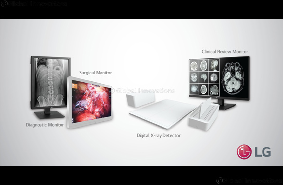 LG Introduces Medical Imaging Solutions for All Round Patient Care at Arab Health 2019