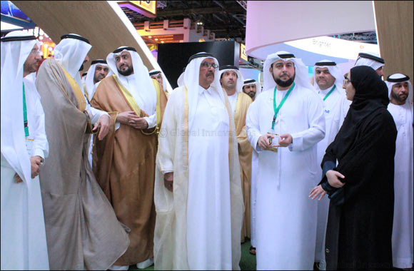 His Highness Sheikh Hamdan bin Rashid Al Maktoum inaugurates Dubai Dental Hospital at Arab Health 2019