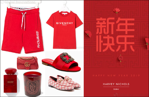 Celebrate Chinese New Year at Dubai's premiere luxury department store
