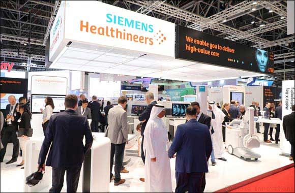 At Arab Health 2019, Siemens Healthineers presents its suite of AI-powered tools and systems enabling high-value care