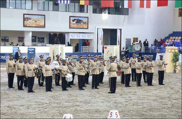 Sharjah Hosts One of the Most Prestigious Show Jumping Competitions This Weekend