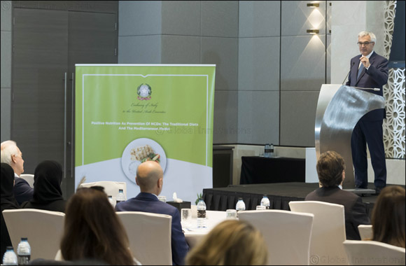 Nutrition Conference Brings Together Local and Global Experts to Discuss an Integrated Lifestyle Approach to Curbing Disease Rates in the UAE