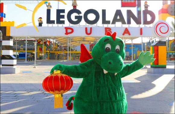 LEGOLAND® Dubai lights up this February to celebrate  Chinese New Year