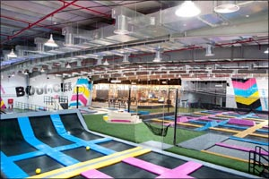 World's First Female Only Trampoline Park Is a Hit With Riyadh Ladies