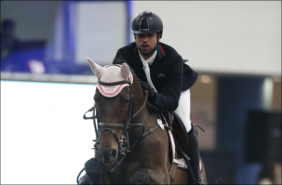 H.H. Sharjah Ruler Cup International Show Jumping Championship (CSI5*W) kicks off today