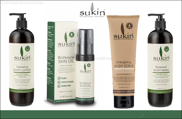 Get Valentine's Day Ready with SUKIN