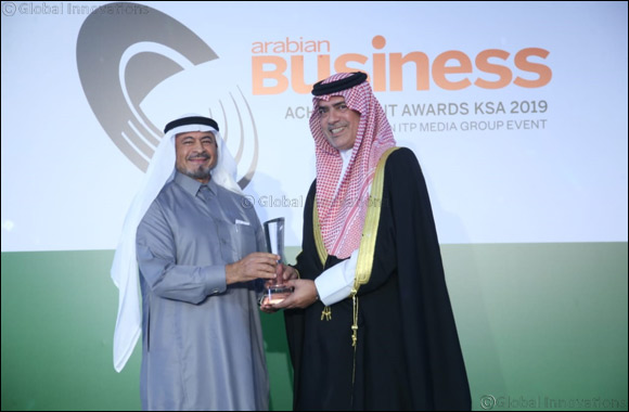 Saudi German Hospital Group wins prestigious 'Healthcare Company of the Year' award at the 2019 Saudi Arabian Business Achievement Awards