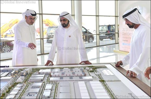 Dubai South unveils details of Mohammed bin Rashid Aerospace Hub and EZDubai