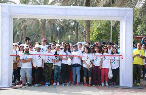 Middle East Arthritis Foundation hosts UAE's largest  walkathon to empower people with arthritis