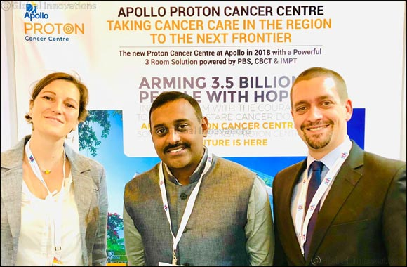 Apollo Hospitals Group showcases first-of-its-kind Proton Cancer Centre at Arab Health 2019 in Dubai
