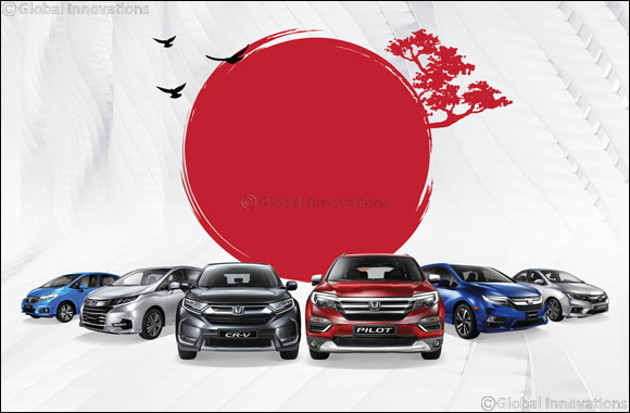 Catch the early bird deals from Al-Futtaim Honda