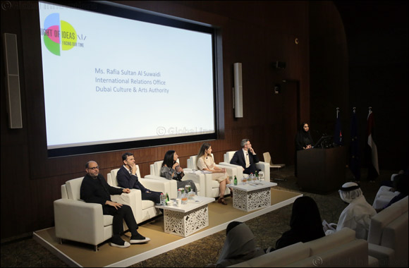 Dubai Culture successfully concludes the 'Night of Ideas'