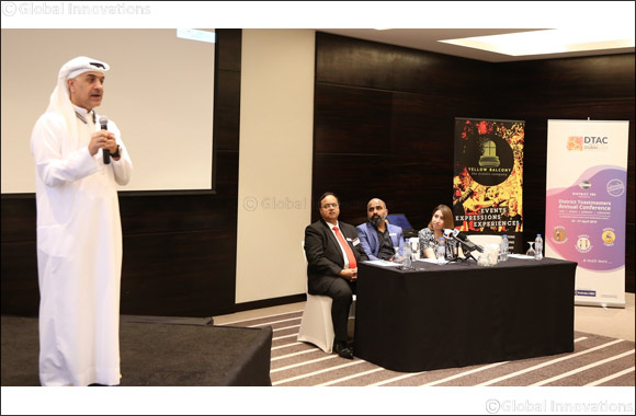 Toastmasters from four nations to congregate in Dubai communicating happiness in the society
