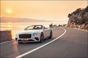 A Century Apart � Bentley Begins Year of Exclusive Celebrations