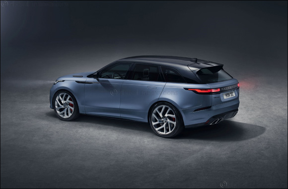 New Range Rover Velar Svautobiography Dynamic Edition – Refined Power