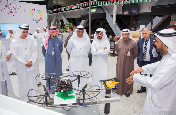 ENEC Marks Innovation Week with a Focus on Youth,   Artificial Intelligence and Sustainability