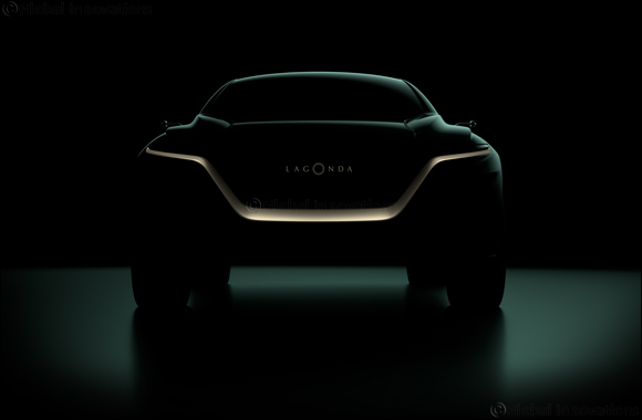 Lagonda All-Terrain Concept to make Global Debut at Geneva