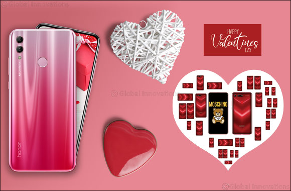 Honor Gadget Gift Guide: Step Away from Anything that Wilts and Step up your Smartphone Game this Valentine's Day!