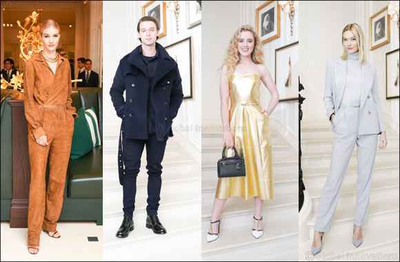 Ralph Lauren offers the spring 2019 collection