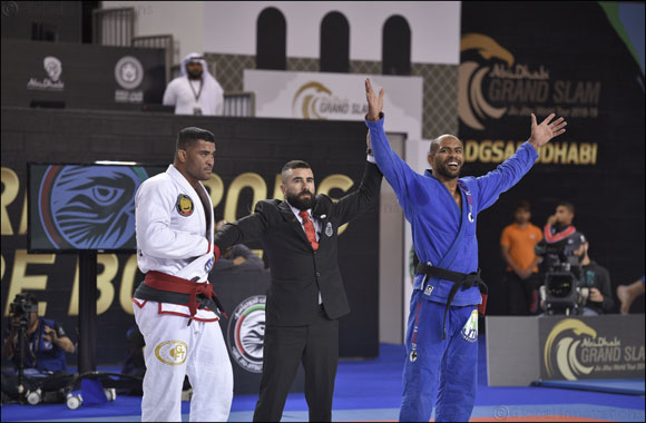 Abu dhabi Grand Slam® Jiu-Jitsu World Tour fifth and final leg of season 4 heads to london on 9th and 10th  march