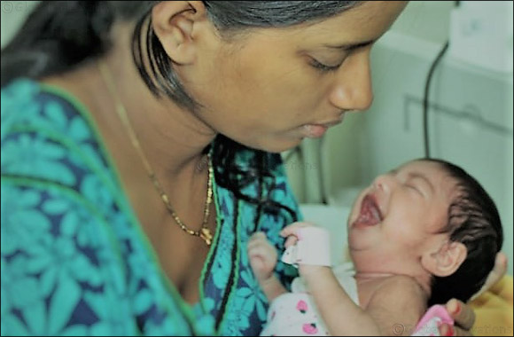Aster doctors rescue 25-day old baby from rare flesh-eating infection
