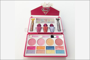 Introducing Supergirl Make-Up
