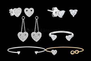 Nothing says 'I love you' quite like MKS Jewellery Valentine's Day Top Picks