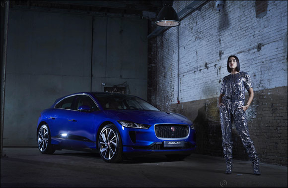 Dua Lipa celebrates collaboration with Jaguar becoming most remixed track