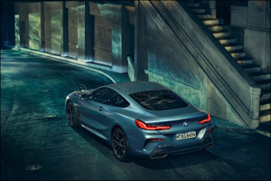 Exclusive position in the front row of the grid: The BMW M850i xDrive Coupe First Edition